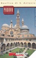 ITALY - Padova, Linee D'Italia 2000/Veneto, Exp.date 31/12/02, Used - Öff. Werbe-TK