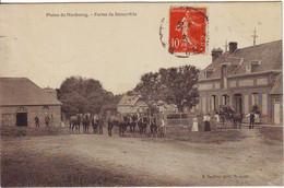 PLAINE DE NEUBOURG , FERME DE SEMERVILLE ....... Eure - Autres Communes
