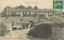 """CPA FRANCE 27 """"Lyre, Cité Chagny"""". - Autres Communes"""