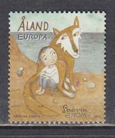 Aland 2010 - EUROPA: Children Books, Mi-Nr. 324, MNH** - Aland