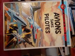 Hubinon & Charlier Buck Danny  12  Avions Sans Pilotes    Dupuis Tbe - Buck Danny