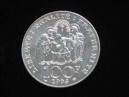 100 Francs Argent 1996 - CLOVIS  ***** EN ACHAT IMMEDIAT ***** - N. 100 Franchi