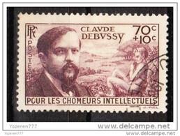 FRANCE 1939 Mi.451 Used - Used Stamps
