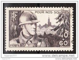 FRANCE 1940 Mi.464 Used - Used Stamps