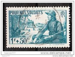 FRANCE 1940 Mi.465 Used - Used Stamps