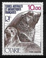 TAAF  Poste Aérienne  N° 48  Otaries    Neuf * * TB  = MNH  VF     Soldé   ! ! !! - Luchtpost