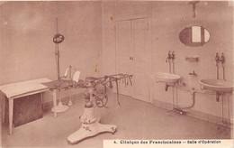 ¤¤   -    LE MANS    -  Clinique Des Franciscaines, 34 Rue Lionel-Royer    -   ¤¤ - Le Mans