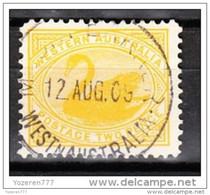 AUSTRALIAN STATES 1905-12 Sc.91a Used - Usados