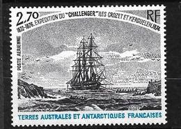 TAAF  Poste Aérienne  N° 53 Expédition Du Challenger En 1872  Neuf  * * TB  = MNH  VF     Soldé   ! ! !! - Luchtpost