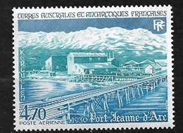 TAAF  Poste Aérienne  N°80  Base De Port Jeanne D'Arc Aux Kerguelen  Neuf  * * TB  = MNH  VF     Soldé   ! ! !! - Luchtpost