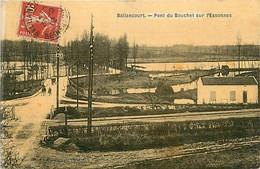 91 BALLANCOURT - Pont Du Bouchet Sur L'Esonnes - Ballancourt Sur Essonne