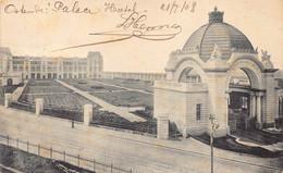 Ostende Oostende  Royal Palace Hotel  Entrée Du Palace Hotel Ingang Anno 1908    Barry 7440 - Oostende