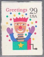 UNITED STATES     SCOTT NO  2801    MNH SELF ADHESIVE   YEAR  1993 - Unused Stamps