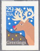 UNITED STATES     SCOTT NO  2802    MNH SELF ADHESIVE   YEAR  1993 - Unused Stamps
