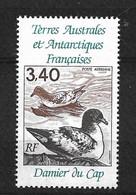 TAAF  Poste Aérienne  N°121 Canard Damier Du Cap Neuf * * TB  = MNH  VF   Soldé   ! ! !! - Luchtpost