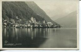 010240  Hallstatt - Blick Vom See  1924 - Hallstatt
