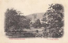 CPA - Malvern - Priory Church - Worcestershire
