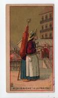 - CHROMO BOUCHERIE De La Grande Tombola - DECRAIENE - 4, Rue De Bagnolet, PARIS - Litho. BOURDIN : A LA FRAICHE ! - - Sonstige