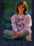 Nicki. Carte Moderne Avec Autographe - Singers & Musicians