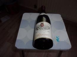 VIN ROUGE BOURGOGNE PINOT NOIR   2004 DOMAINE JULIEN HUDELOT  POUR COLLECTIONNEUR - Wine