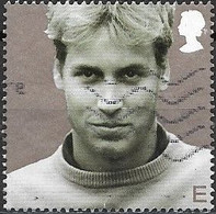 GREAT BRITAIN 2003 21st Birthday Of Prince William Of Wales - (E) - Prince William In September 2000 (Tim Graham) FU - Gebraucht