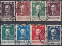 PORTUGAL 1940 Nº 600/607 USADO - Used Stamps