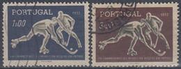 PORTUGAL 1952 Nº 762/63 USADO - Sin Clasificación