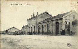 CARMAUX  La Gare Diligence RV - Carmaux