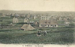 Wimereux - Vue Générale ( Belle Carte Colorisée ) - Andere Gemeenten