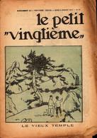 Hergé - Tintin -Le Petit Vingtième N° 27 Du 4 Juillet  1935 - E.O. - Les Aventures De Tintin En Extrême-Orient - Kuifje
