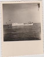 Lot De 4 Photos Originale D'un Bateau De Pêche - Barcos