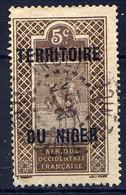 NIGER - N° 4° - TARGUI - Used Stamps