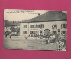 Vallée De Celles (Vosges) - Raon-sur-Plaine - Visite De La Douane à Raon Sur Plaine Et Hôtel Arsène Mathieu - Douane