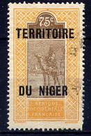 NIGER - N° 14° - TARGUI - Used Stamps