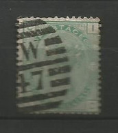 GRANDE BRETAGNE    1873  N°   53  Obl - Gebraucht
