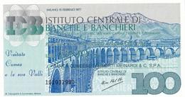 MINIASSEGNO ISTITUTO CENTRALE DI BANCHE E BANCHIERI BANCA CUNEESE LAMBERTI MEINARDI & C S.P.A. - [10] Cheques Y Mini-cheques