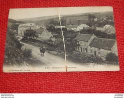 MAREDRET -  Panorama   ( Pas De Pli Mais Une Griffe Verticale)  -  1908 - Anhée
