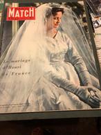 Paris Match Du Samedi 13 Juillet 1957 - General Issues
