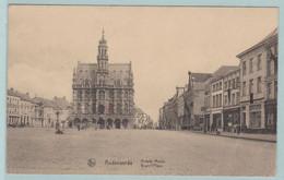 Briefwisseling Audenaerde Naar Westende - Westende