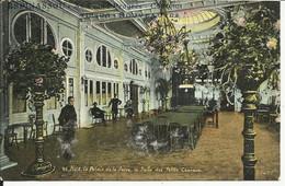 Carte PUB. D' ESPINASSOU - Au Grands Progrès - COGNAC , ( NICE , Le Palais De La Jetée , La Salle Des Petits Chevaux ) - Cognac