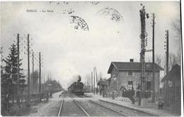 SONGY : La Gare (écrite Par Marthe Blasson) - Sonstige Gemeinden