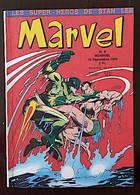 MARVEL N° 6 Du 10 Septembre 1970, (LUG) PETIT FORMAT. Voir Les Scans (H) - Marvel France