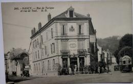 Nancy - Rue De Turique Et Rue De Toul - Brasserie Vert-Bois - Nancy