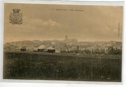 34 SERVIAN Gare Des Voyageurs Train Wagons Campagne Abords Du Village 1905  D03 2021 - Autres Communes