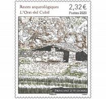 Andorra / Andorre - Postfris / MNH - Archeologische Resten 2020 - Unused Stamps