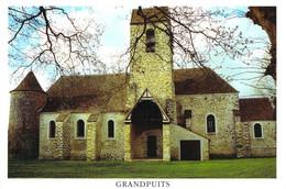 77 - Grandpuits - Eglise Saint Denis - Other Municipalities
