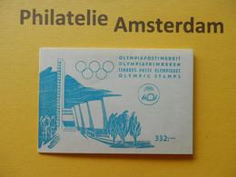 Finland 1951, OLYMPICS HELSINKI: Mi 399-02, ** -KB - Sommer 1952: Helsinki