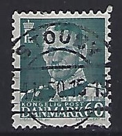 Denmark  1948-51 Frederik IX  (o) Mi.316 (cancelled STOUBY) - Used Stamps
