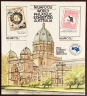 Tonga Niuafo'ou 1984 Ausipex Minisheet MNH - Tonga (1970-...)