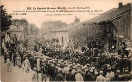 Joli Lot De 46 Cartes Postales Du Département 51 - MARNE - MILITARIA - GUERRE EN CHAMPAGNE - Toutes Cartes Scannées - Sonstige Gemeinden
